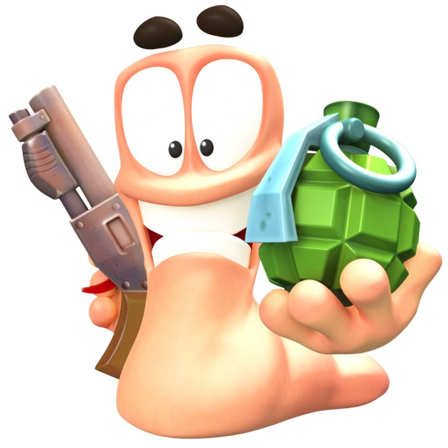 Worms™ 3 on the Mac App Store