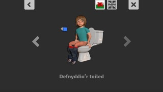 Screenshot #2 pour Mynd i'r Toiled / Using the Toilet