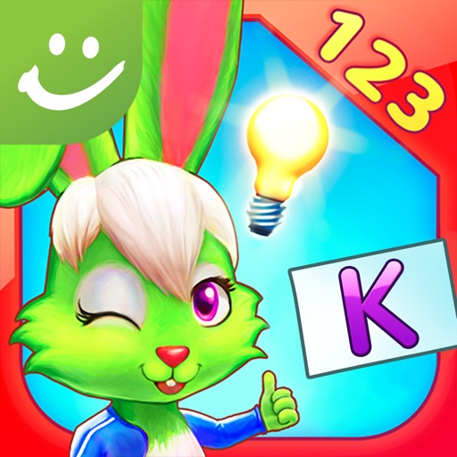 Wonder Bunny Math Race: Addition and Subtraction for Kindergarten - A Sylvan Edge App iOS App