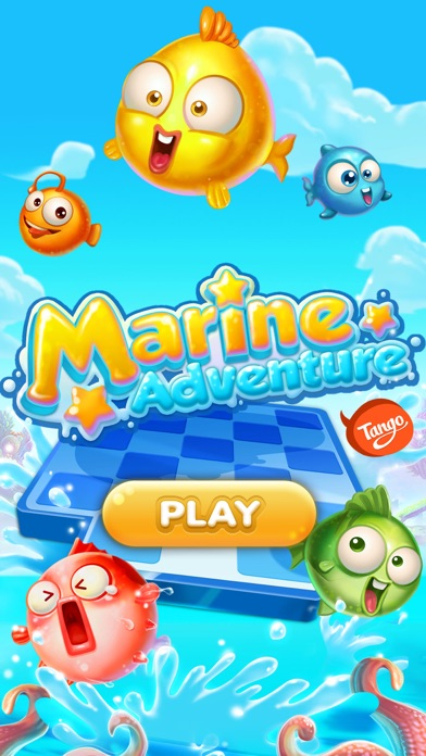 download Marine Adventure -- Collect and Match 3 Fish Puzzle Game for TANGO apps 0