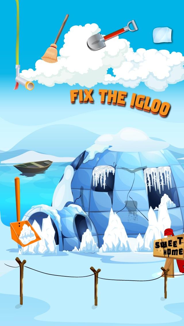 download Arctic Penguins Fiasco – Free pet vet doctor surgery game appstore review