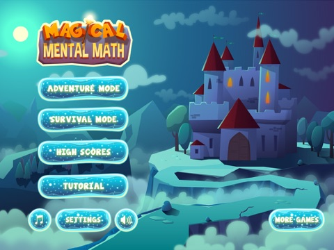 Magical Mental Math Screenshot