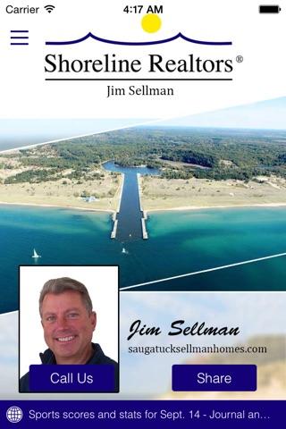 Jim Sellman screenshot 1