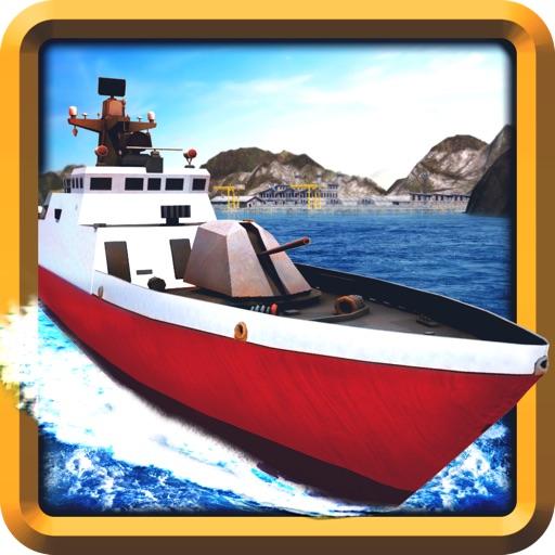 Navy Battleship Simulator 3D