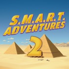 SMART Adventures Mission Math 2: Peril at the Pyramids icon