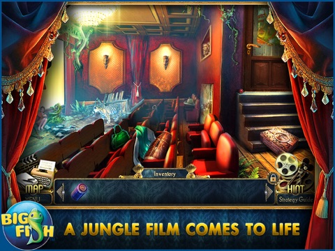 Surface: Reel Life HD - A Supernatural Hidden Object Mystery screenshot 2