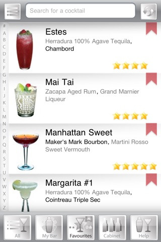 Diffords Cocktails #9 screenshot 1