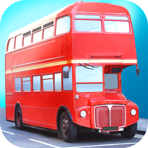 London Bus Traffic Race 3D