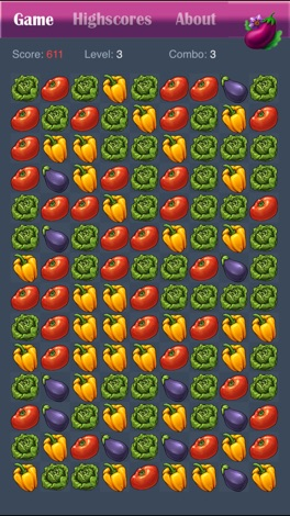 Download Vegetable Blast Mania - smash hit farm vegetable crush heroes game free for iPhone ...
