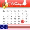 US- Feiertagen - Offizielle Feiertage für jedes Jahr in den USA