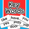 Foundation Key Words - Over 200 Sight Words and Games for Learning to Read