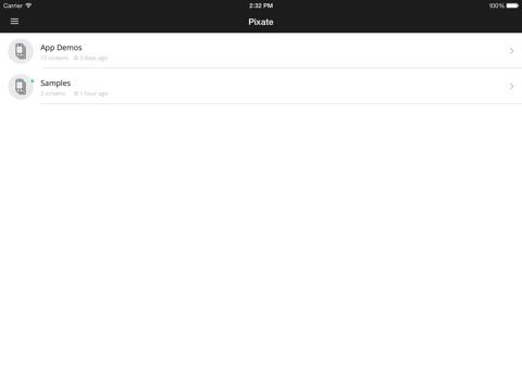 Pixate Screenshot