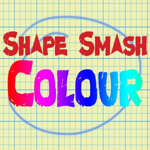 Shape Smash Colour iOS App
