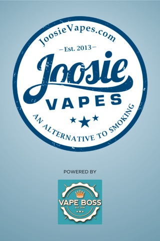 Download Joosie Vapes - Powered By Vape Boss app for iPhone