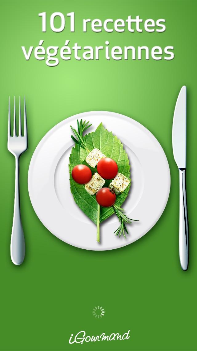 download iGourmand 101 recettes végétariennes apps 2