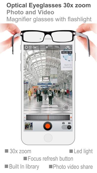 Optical Eyeglasses 30x zoom Screenshots