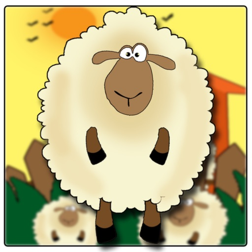Shear Sheep : Wool Removal Game HD For Farmer boys iOS App