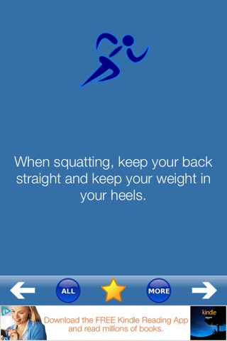 Fitness For Weight Loss Tips! screenshot 1