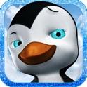 Talking Penguin 3D HD