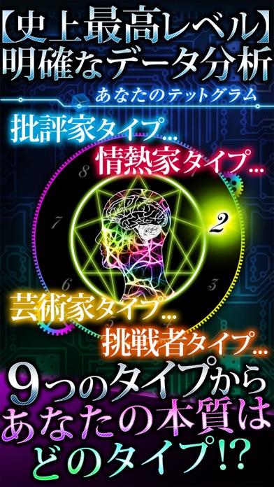 【神的中】高精度テットグラム数秘術占いのスクリーンショット3