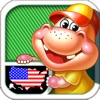 Amazing United States- Educational Games for Kids