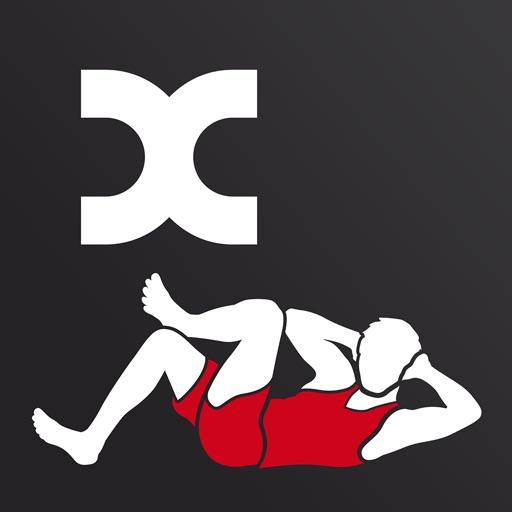 Calistix SixPack 专业版 – 仰卧起坐 &腹肌训练. 每天锻炼,完美的腹肌所需的身体体质指数计算和卡路里数量!