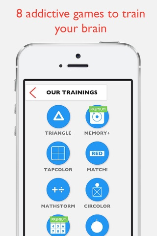 Brain'up - Social Brain Training screenshot 3