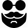 Mustache & Beard Me - i'Funny Photobooth & Hipster Stache,  Manly Beard,  Gentleman and Rockstar Editor Free
