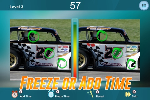 Spot the Differences in two Car Pictures - Photo Puzzle Game - What's the difference? screenshot 3