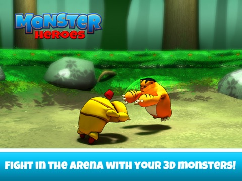 Monster Heroes-ipad-1