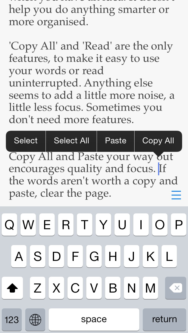 app to write a paper on ipad Why not check out our list of the best note taking apps for ipad  sometimes  when you have writing or note-taking to do, you just want the program  paper by  fiftythree has always been one of my favorite apps for quick.