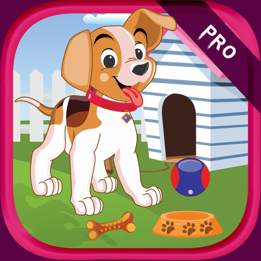 Puppy Care and Dress Up iOS App