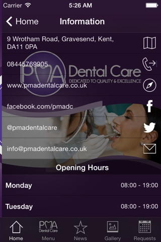 PMA Dental Care screenshot 3