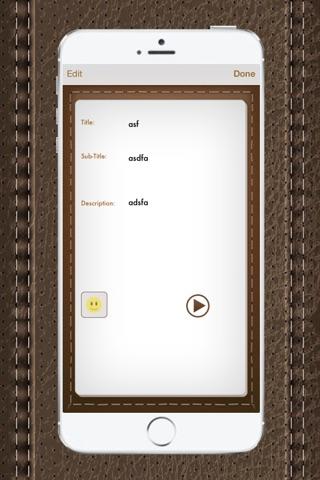 MyDay Journal screenshot 3