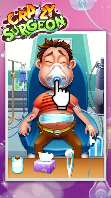 クレイジー外科医 - カジュアルゲームのおすすめ画像3