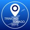特里尼達和多巴哥離線地圖+城市指南導航,景點和運輸