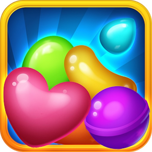 Candy Mania Pop - FREE Best Matching 3 Puzzle Games for Girls and Boys (Kids 6+) iOS App