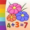 Malen nach Zahlen - Blumen - Gratis