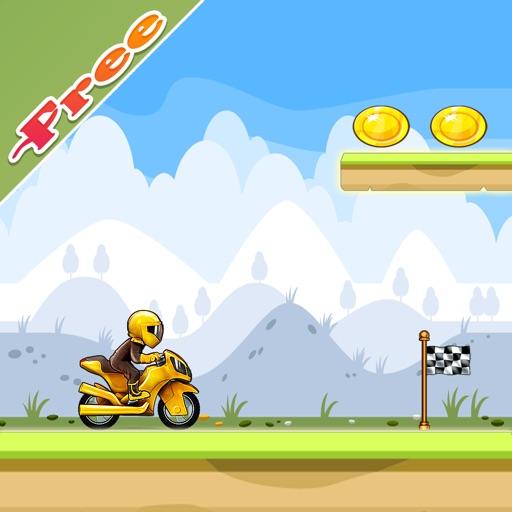 Bike Rider Extreme Stunt Racing iOS App