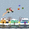 Rocket Santa - Collect all presents!