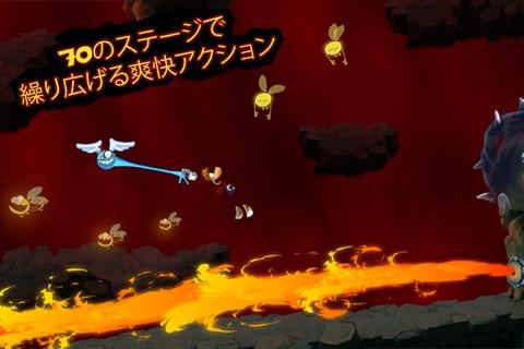Rayman Jungle Run screenshot 3