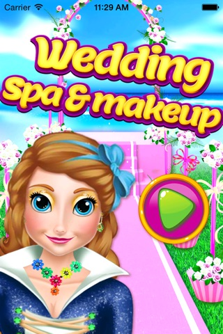 Wedding Makeover - Girl Games screenshot 2