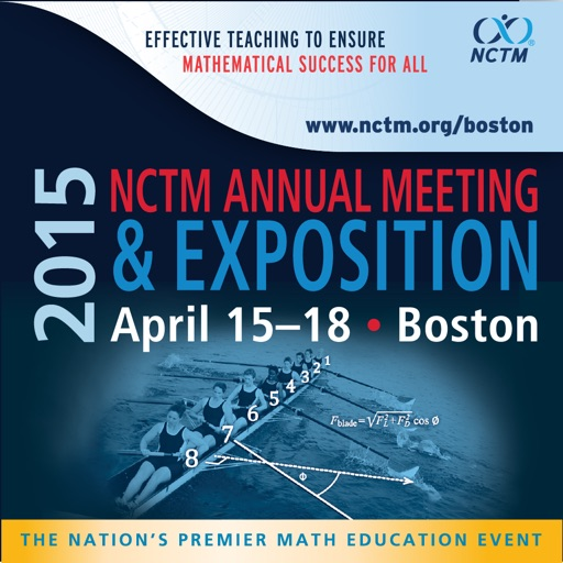 NCTM 2015 Annual Meeting