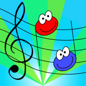Jellybean Tunes - An Introduction to Reading and Composing Music for Kids icon