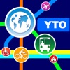 Toronto City Maps - Discover YTO with Subway, Bus, and Travel Guides