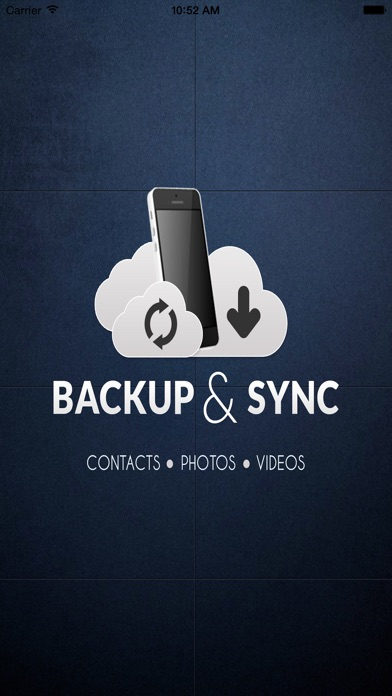 download Backup and Sync - Contacts, Photos and Videos apps 1