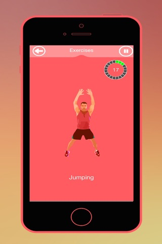 7 Minute Daily Workout Challenge - Quick Fit for a Quick Workout screenshot 2