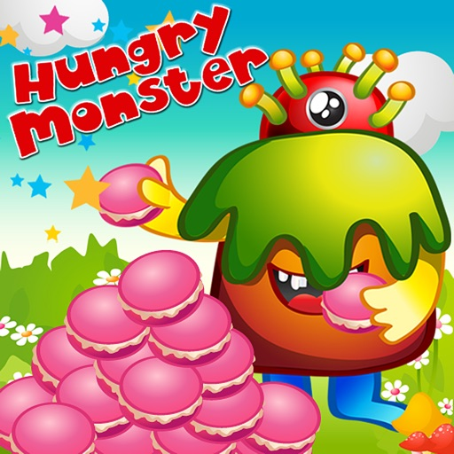 Howie Hungry Monster (Build Words)