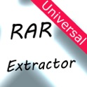 "RarExtractor - ""Extract RAR, Zip, CBR files from Mail and Browser.."""
