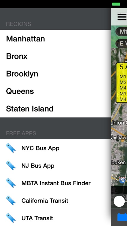 NYC Instant Real Time MTA Bus Text - Public Transportation